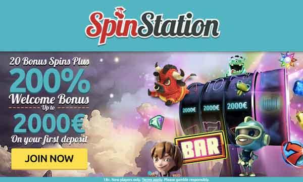 spinstation 200 casino bonus