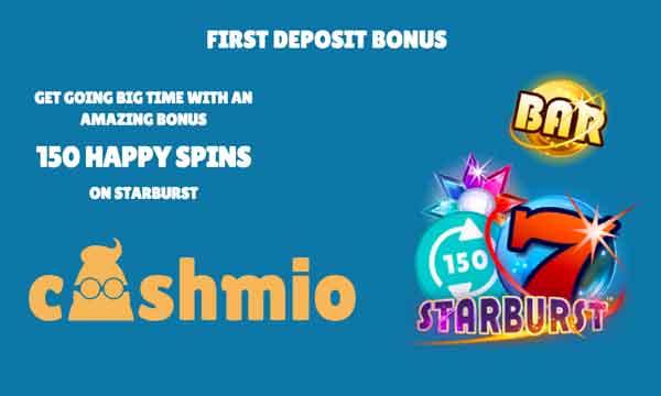 Big first deposit bonus casino
