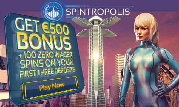 Spintropolis Casino No Deposit Bonus Review