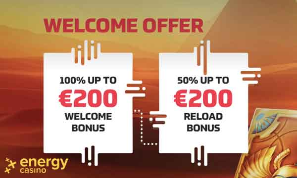 energy casino deposit match bonus