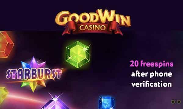 Casino free spins register