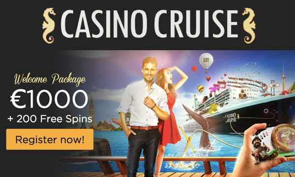 casino cruise free spins bonus
