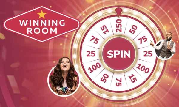 winningroom casino free spins bonus