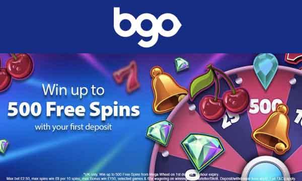 New Bgo 500 Free Spins Bonus Claim 500 Spins On Twin Spin
