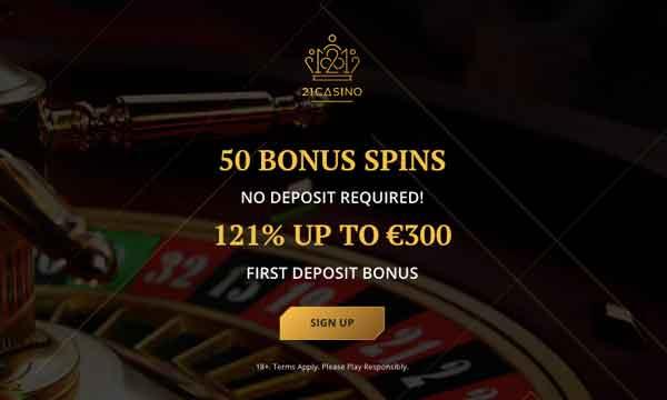 50 Free Spins No Deposit Casino