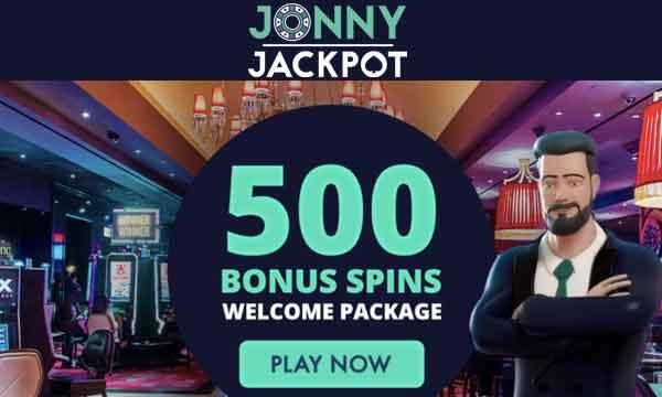 jonny jackpot free spins bonus